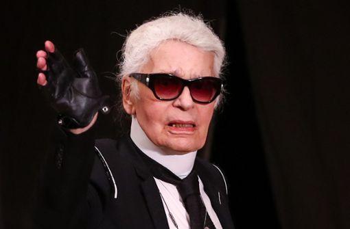 """Modezar Karl Lagerfeld: """"Ich hasse Frau Merkel"""""""