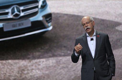 Absatz des Autobauers zieht weiter an