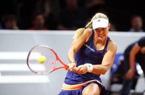 Keine Zuschauer beim Stuttgarter Tennis-Turnier