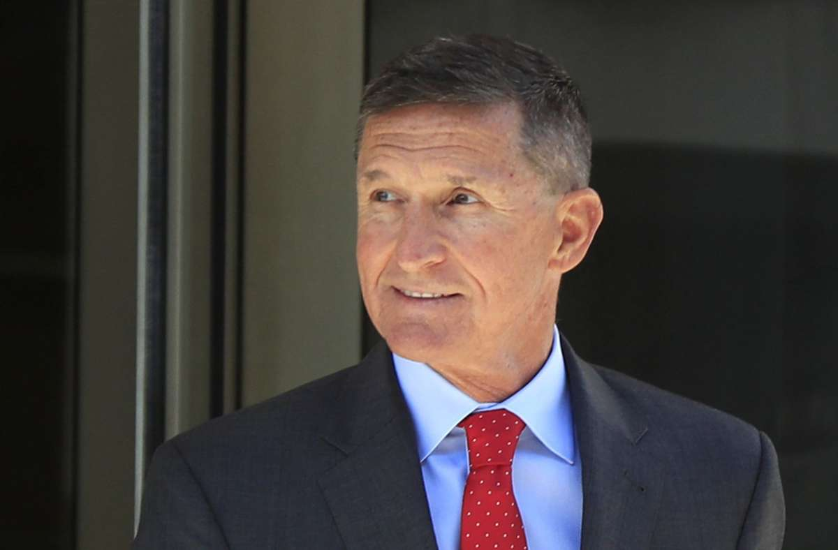 Flynn hatte sich schuldig bekannt, die US-Bundespolizei FBI über seine Kontakte zum früheren russischen Botschafter in den USA belogen zu haben (Archivbild). Foto: dpa/Manuel Balce Ceneta
