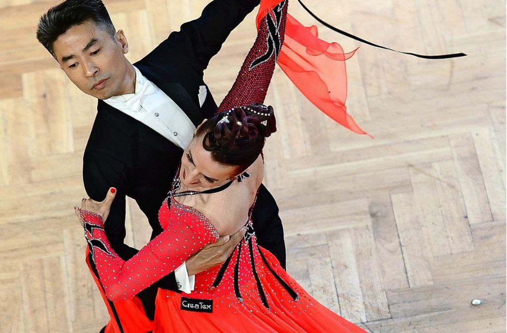 Die Tänzer wollen auch künftig als Tus-Mitglieder aufs Parkett. Foto: