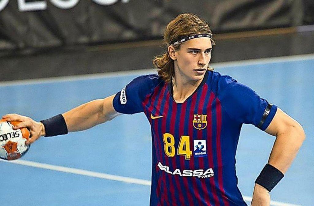 Juri Knorr – das deutsche Talent hat in Barcelona viel gelernt. Foto: FC Barcelona