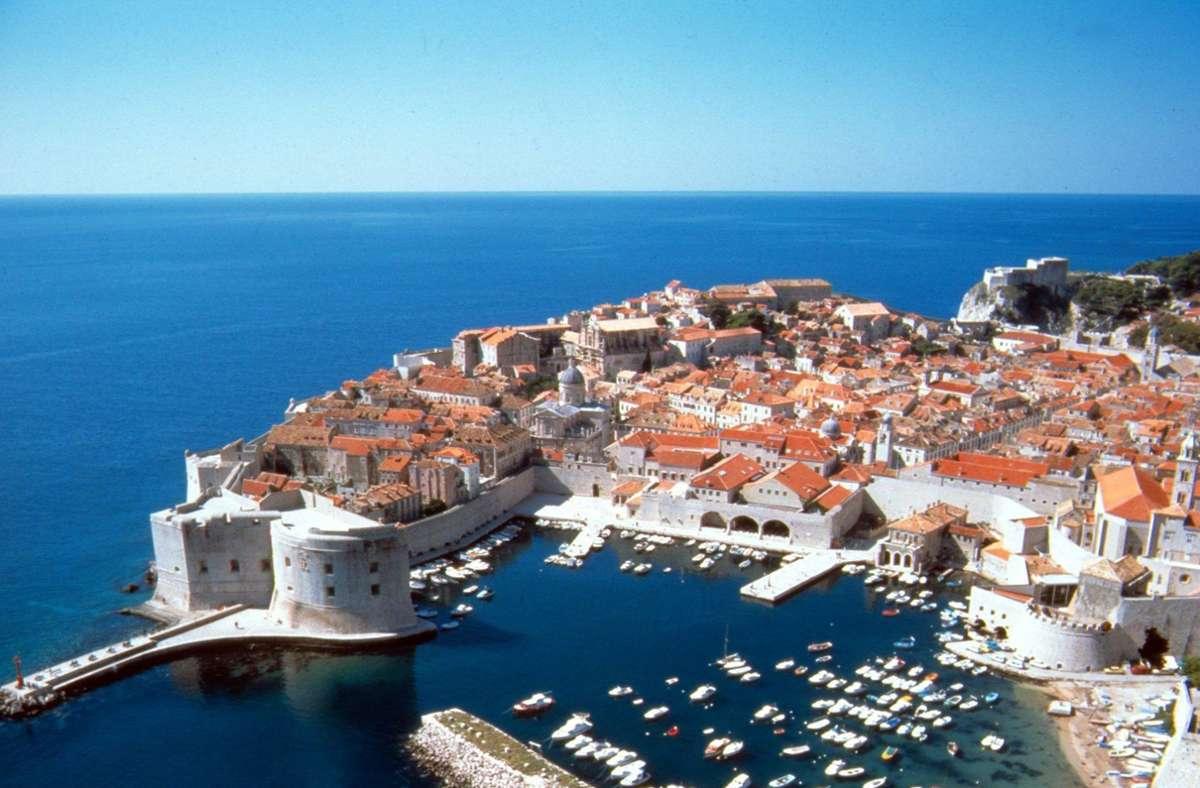 Kroatien ist auch bei Deutschen ein beliebtes Urlaubsziel. Foto: dpa / gms/dpa