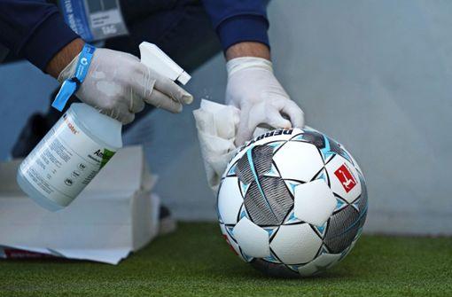 Amateurfußball: für Ungeimpfte wird es enger