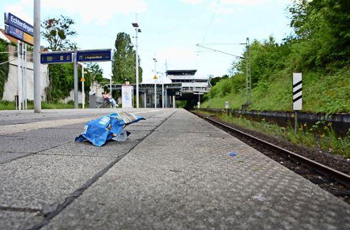 Harsche Kritik an dreckigem  S-Bahnhof