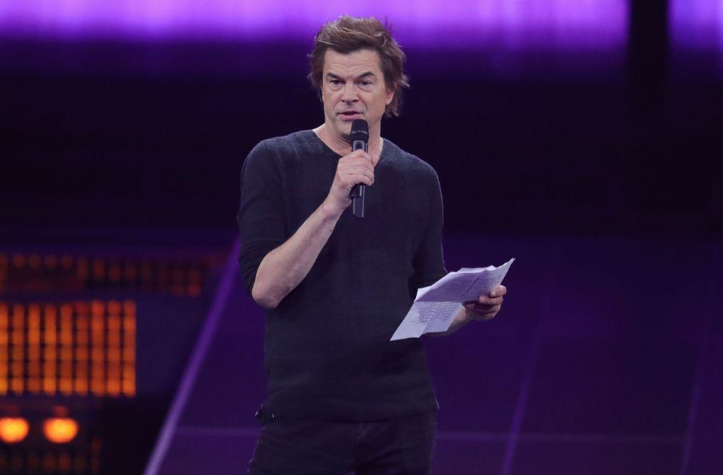 Sänger Campino bei der Echo-Verleihung. Foto: Getty Images Europe