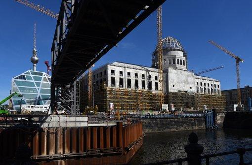 In Berlin wird die Kultur zum Schlachtfeld