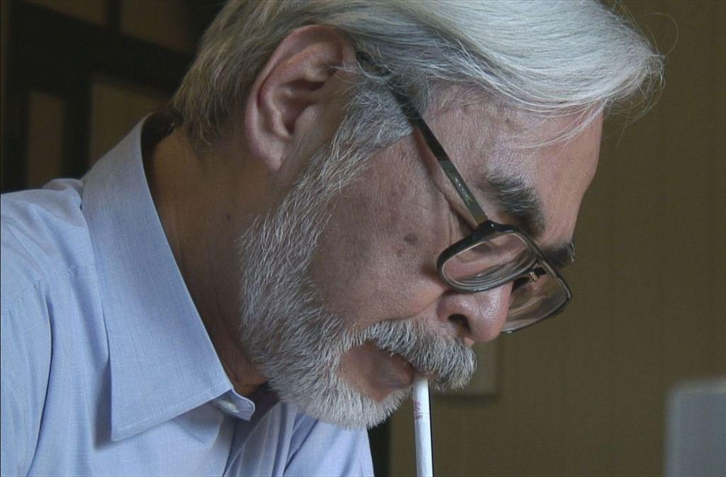 Hayao Miyazaki ist Mitgründer der Ghibli-Studios und Regisseur von vielen Anime-Klassikern. Foto: NHK WORLD-JAPAN/obs