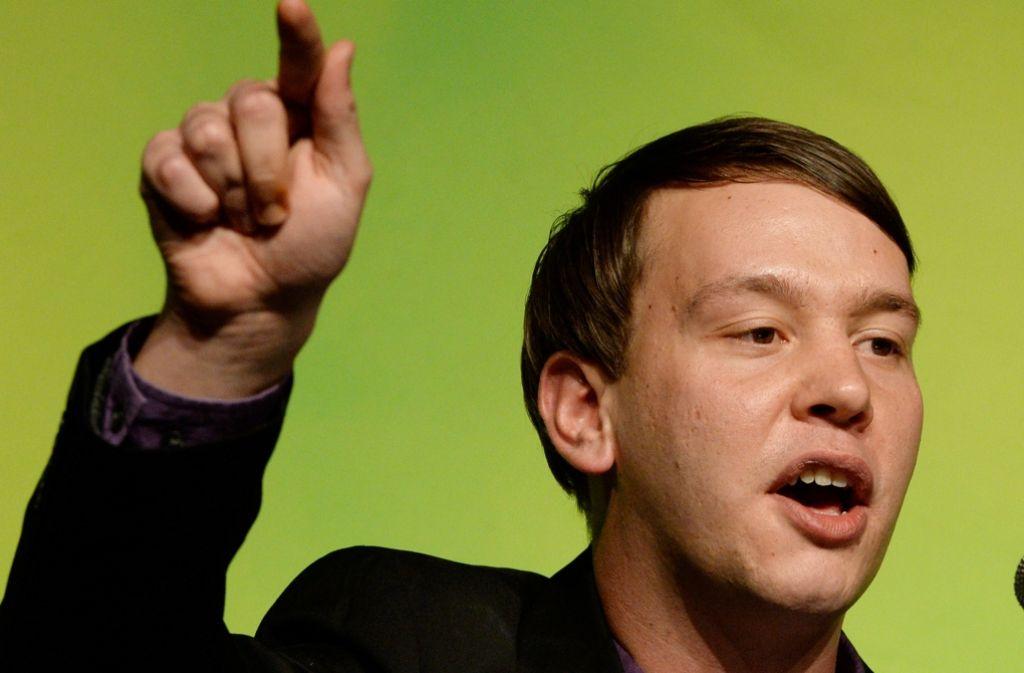 Wer Vermögen hat, soll zum Gemeinwohl beitragen, meint Grünen-Landessprecher Oliver Hildenbrand. Foto: dpa