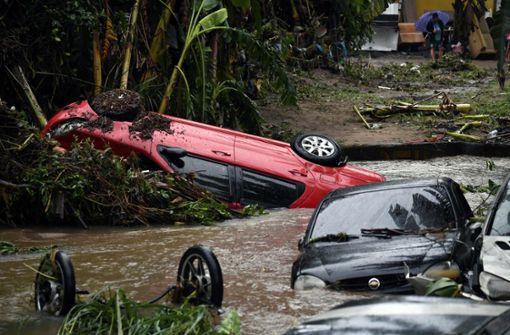 Unwetter und heftige Regenfälle – mindestens vier Tote
