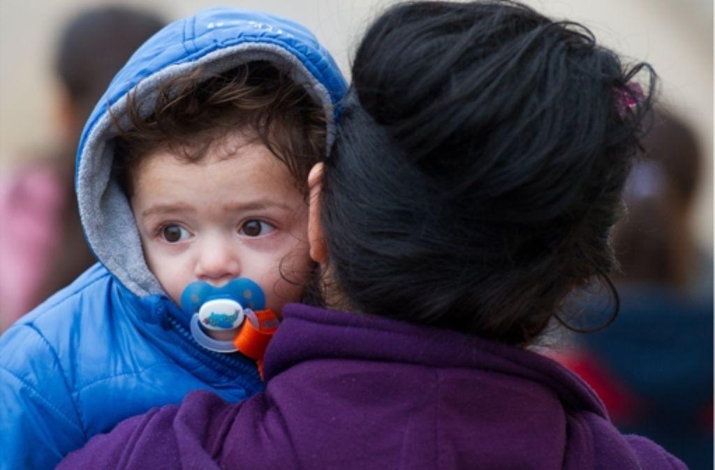 Der Bund will den Flüchtlingsstrom aus Mazedonien, Bosnien und Serbien bremsen. Foto: dpa-Zentralbild