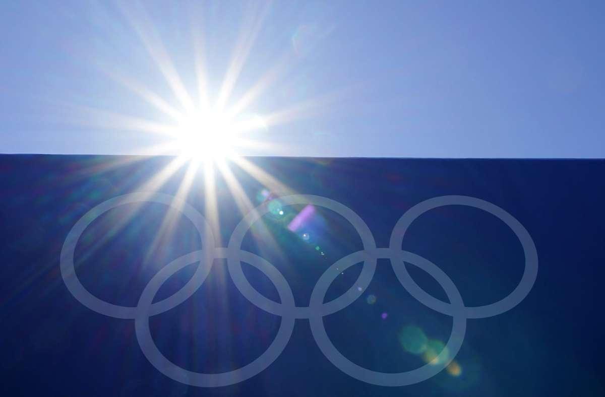 In Tokio finden die Olympischen Spiele statt. Foto: dpa/Matt Slocum
