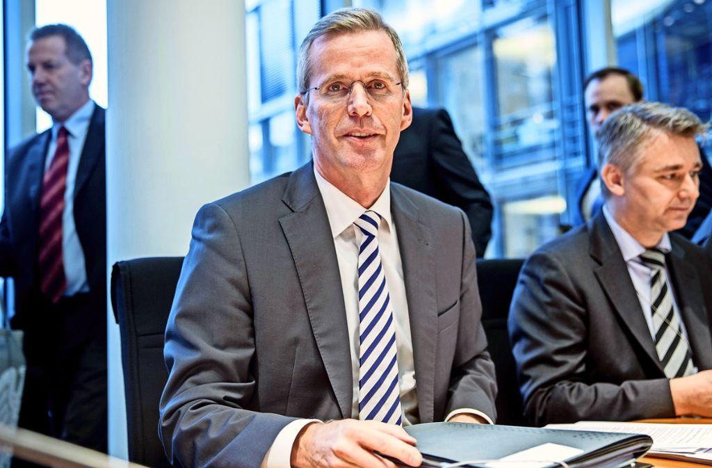 Clemens Binninger war 15 Jahre lang Bundestagsabgeordneter in Berlin. Foto: dpa