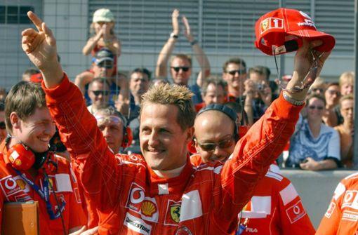 Die letzten zehn Formel-1-Sieger am Nürburgring