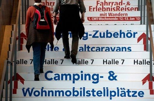 Reiselust der Deutschen ungebremst
