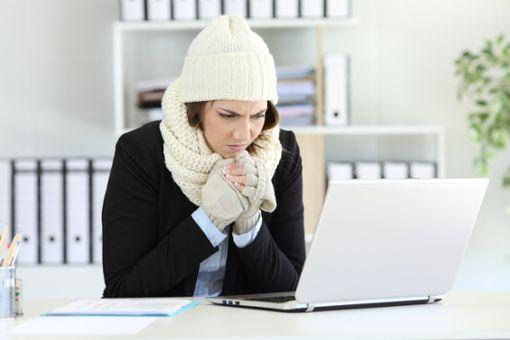 Vorschaubild zum Artikel Mindestemperatur am Arbeitsplatz