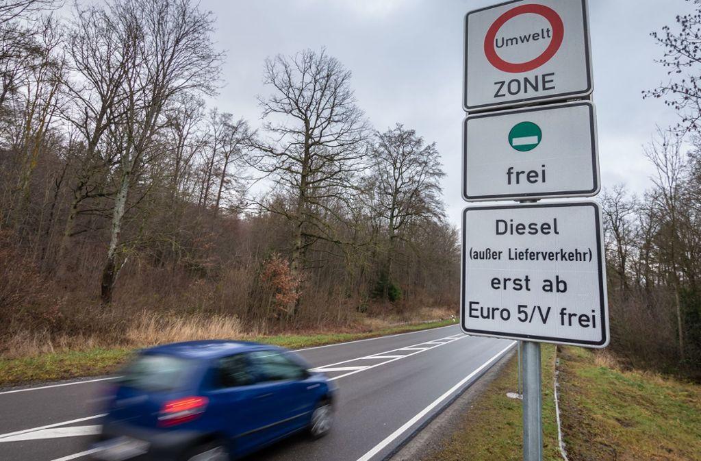 Von Januar 2020 an könnten auch Diesel der Schadstoffklasse Euro 5 vom Fahrverbot betroffen sein. Foto: Lichtgut/Julian Rettig