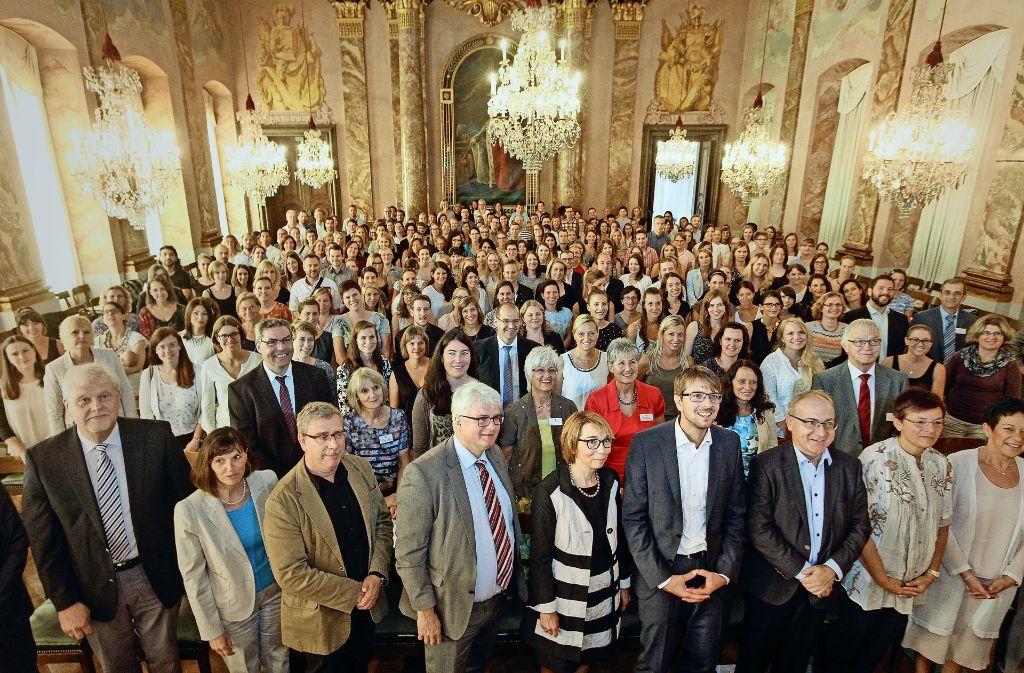 262 neue Lehrer hat das Staatliche Schulamt Ludwigsburg im Herbst eingestellt – zu wenige. Vielerorts können Ausfälle nicht kompensiert werden. Foto: factum/Bach