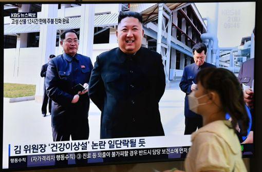 Nach rätselhafter Abwesenheit – Kim Jong Un ist wieder da