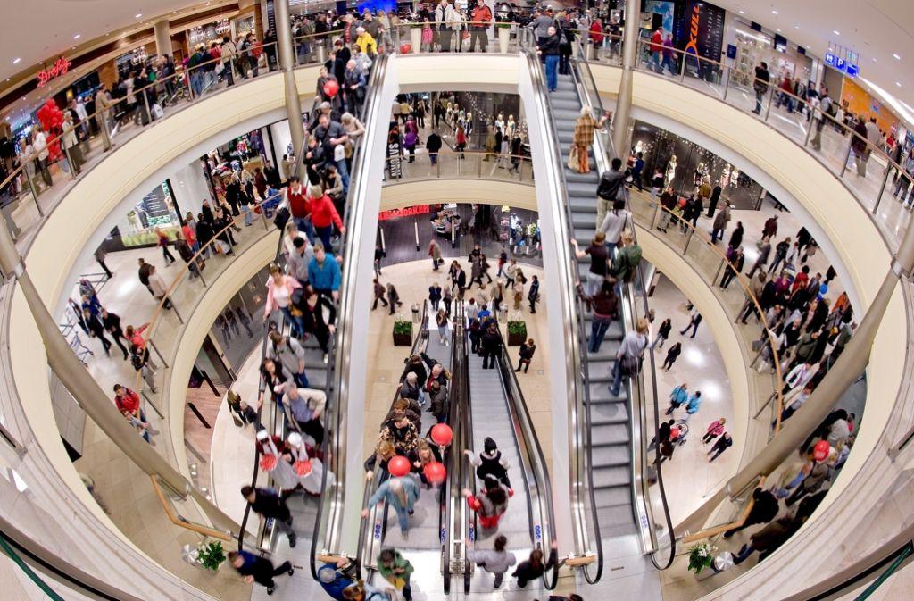 Vor allem der private Konsum treibt die Wirtschaft an. Doch die Unternehmen geben auch wieder mehr Geld für Investitionen aus. Foto: dpa
