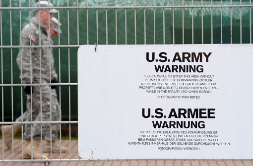 Schusswaffen aus US-Waffendepot gestohlen