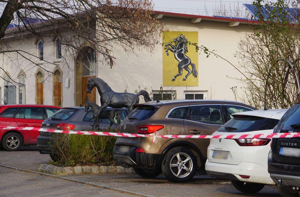 In der Nacht zu Samstag ist ein 15-Jähriger auf einem Reiterhof in Güglingen getötet worden. Foto: Hemmann/SDMG/dpa/Hemmann