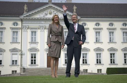 Christian Wulff - der blasse Präsident