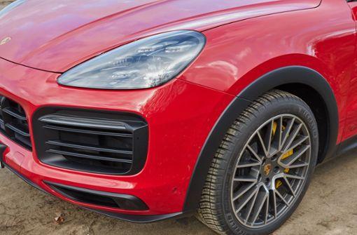 Autofahrer findet seinen Porsche Cayenne nicht mehr