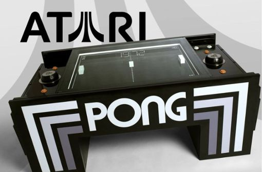 """Pong"" bald als analoge Ausgabe"