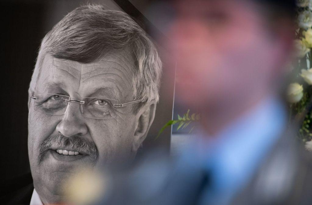 Der Mord am Kasseler Regierungspräsidenten sorgt bei den Abgeordneten des Deutschen Bundestags für große Erschütterung. Foto: Swen Pförtner/dpa-POOL/dpa