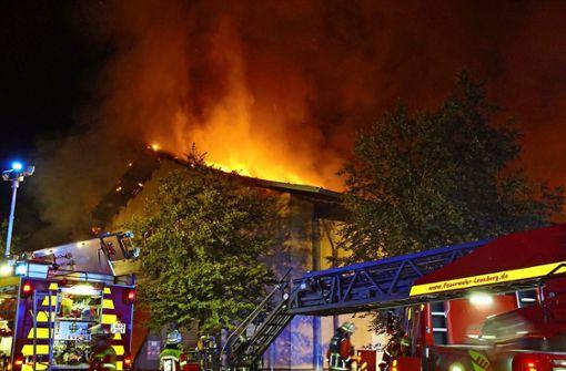 Größter Feuerwehreinsatz der Geschichte ist beendet