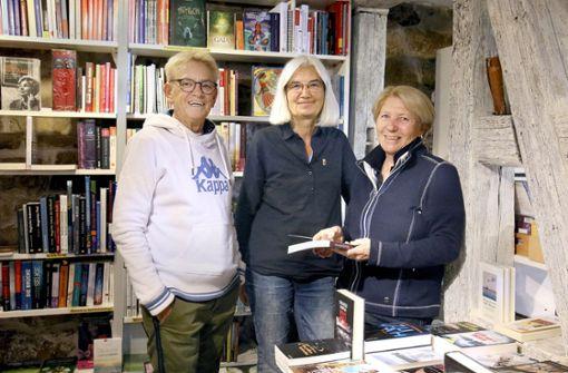 Bücheramazonen –  lebendig wie eh und je