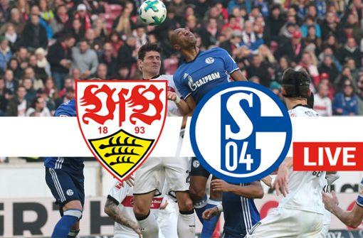 Der VfB Stuttgart empfängt den FC Schalke 04