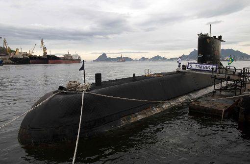 Neuer Hinweis bei Suche nach vermisstem U-Boot