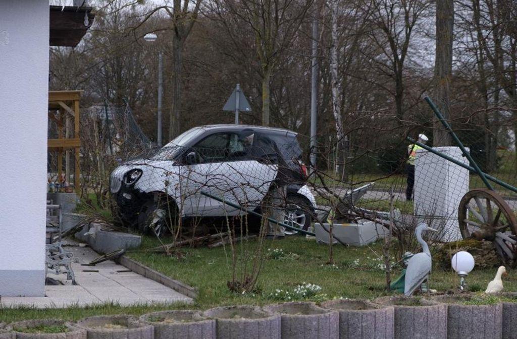 Der 92-Jährige hatte Brems- und Gaspedal verwechselt. Foto: 7aktuell.de/Frank Herlinger