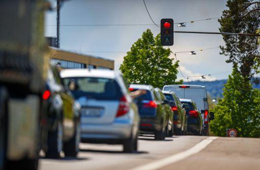 Stuttgart will Verkehr   noch weiter drosseln