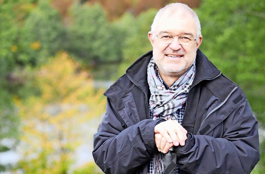 Die Stuttgarter Bärenseen gehören zu Dieter Bucks liebsten Zielen. Foto: Eileen Breuer