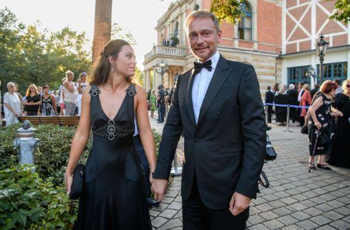 FDP-Chef Christian Lindner hat eine neue Freundin