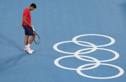 Novak Djokovics Traum vom Golden Slam