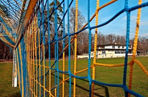 Auf dem KSG-Gelände wird auch künftig Fußball gespielt – aber rein rechtlich von einem anderen Verein. Foto: factum/Granville