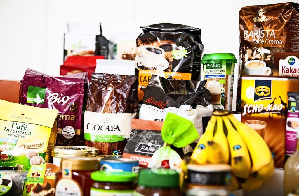 Das Anbieten von Fairtrade-Produkten in mehreren Läden und Cafés ist eine Voraussetzung für den Titel Fairtrade-Stadt. Foto: Jakub Kaliszewski