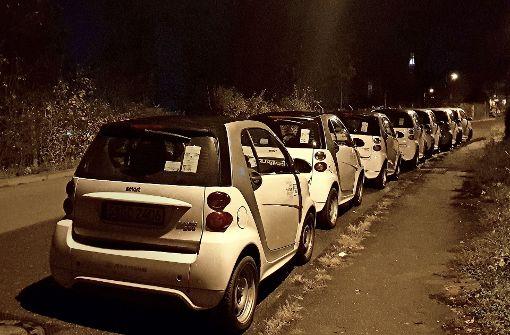 Rückzug von Car2go verärgert Kunden