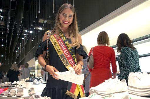 """Stuttgarterin Anahita Rehbein will """"Miss WM"""" werden"""