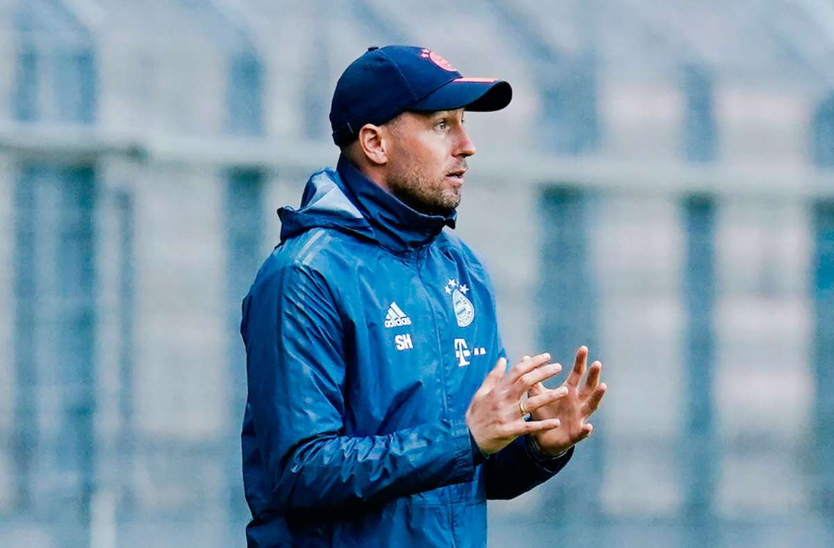 Sebastian Hoeneß trainiert ab sofort die TSG 1899 Hoffenheim. Foto: dpa/Uwe Anspach