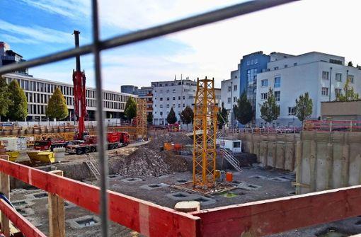 Am Klett-Areal soll weiter gebaut werden