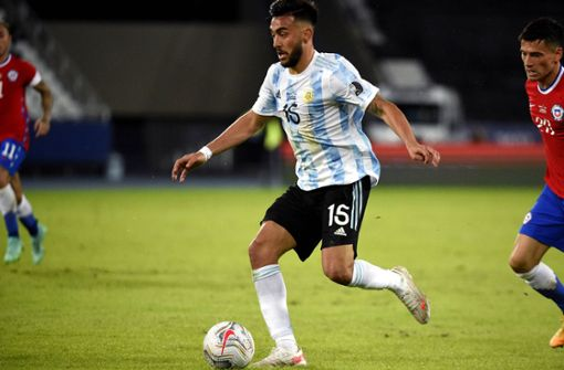 Nicolas Gonzalez bei Copa America verletzt