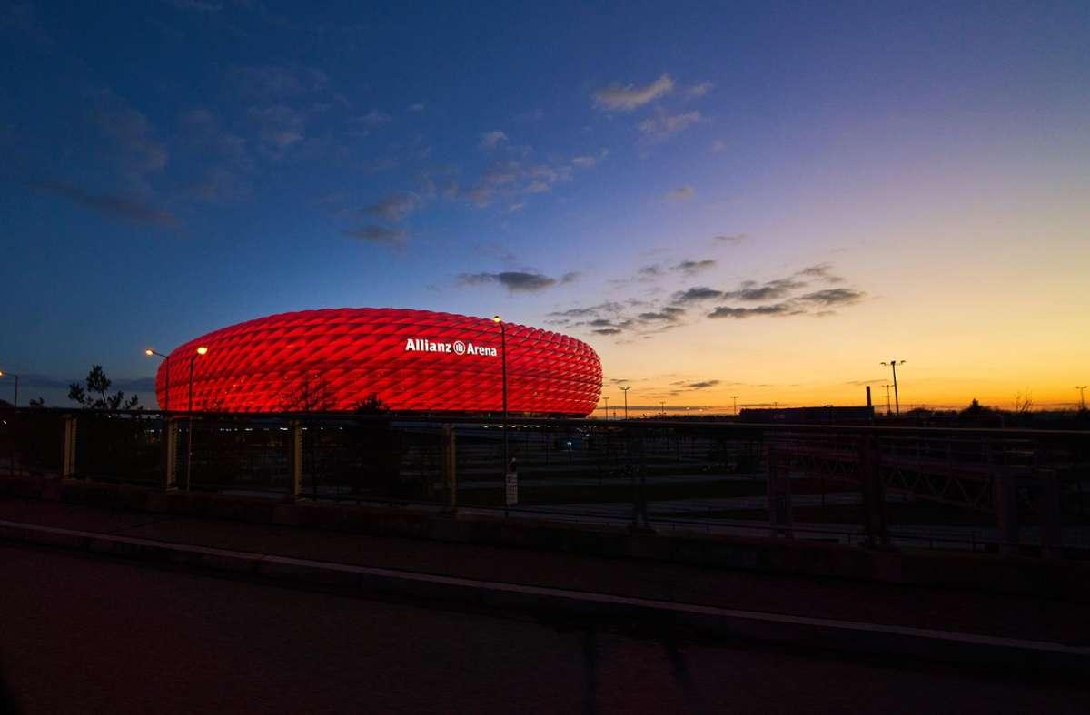 Wird die EM in München gespielt? Foto: imago images/Action Pictures