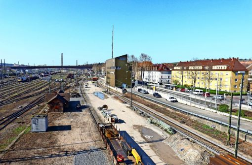Bahn bereitet Notlösung  für Abstellbahnhof vor