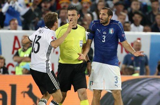 Ein tänzelnder Italiener und ein typischer Müller