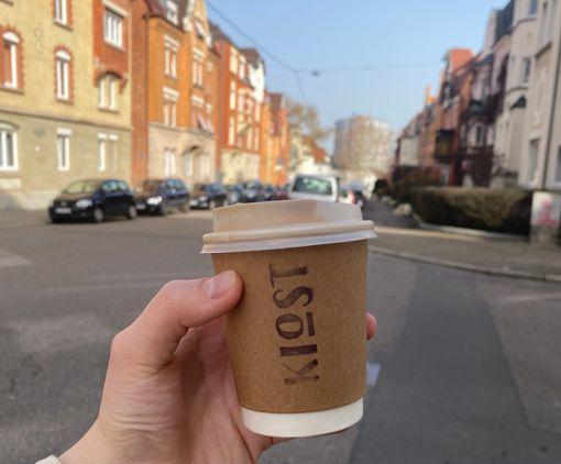 Wir haben für euch Stuttgart-Ost ausgecheckt und waren mit frisch gebrühtem Cappuccino vom Kiost unterwegs.